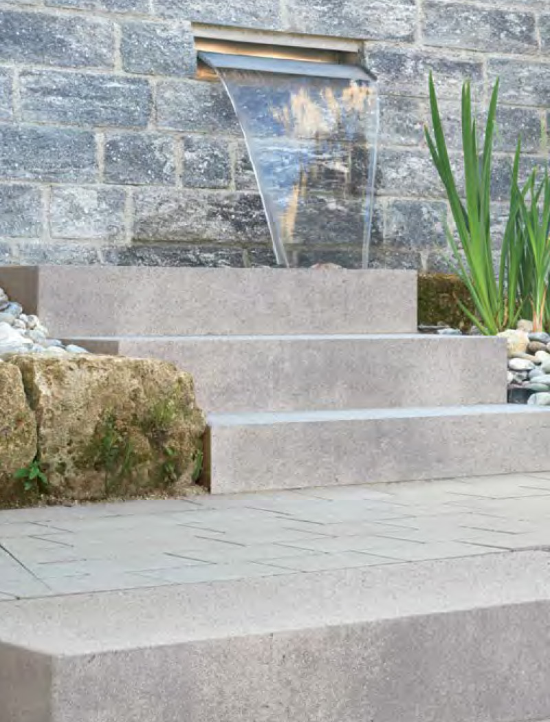 Water feature - Central Precast