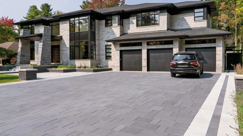 Permacon driveway appeal